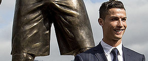There's One Very Big Thing to Note About Cristiano Ronaldo's Statue