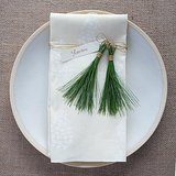 DIY: A David Stark–Designed Holiday Table Setting