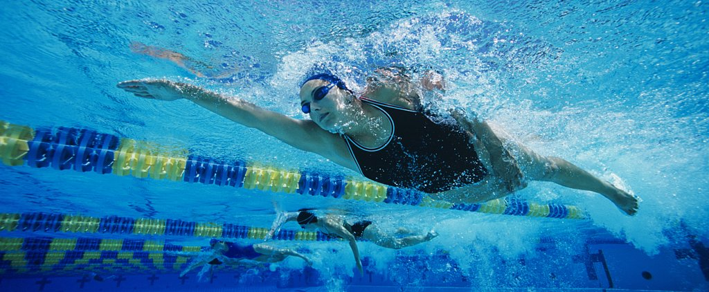 Stay Fit and Healthy With This Swimming Workout