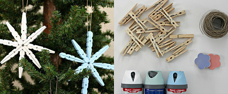 Need Last-Minute Holiday Decor? Snowflakes You Can Make in Minutes!