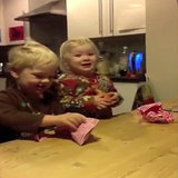 "Dad Gives Kids ""Bad"" Christmas Presents"
