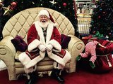 Photos of Kids on Santa's Lap Just Never Get Old