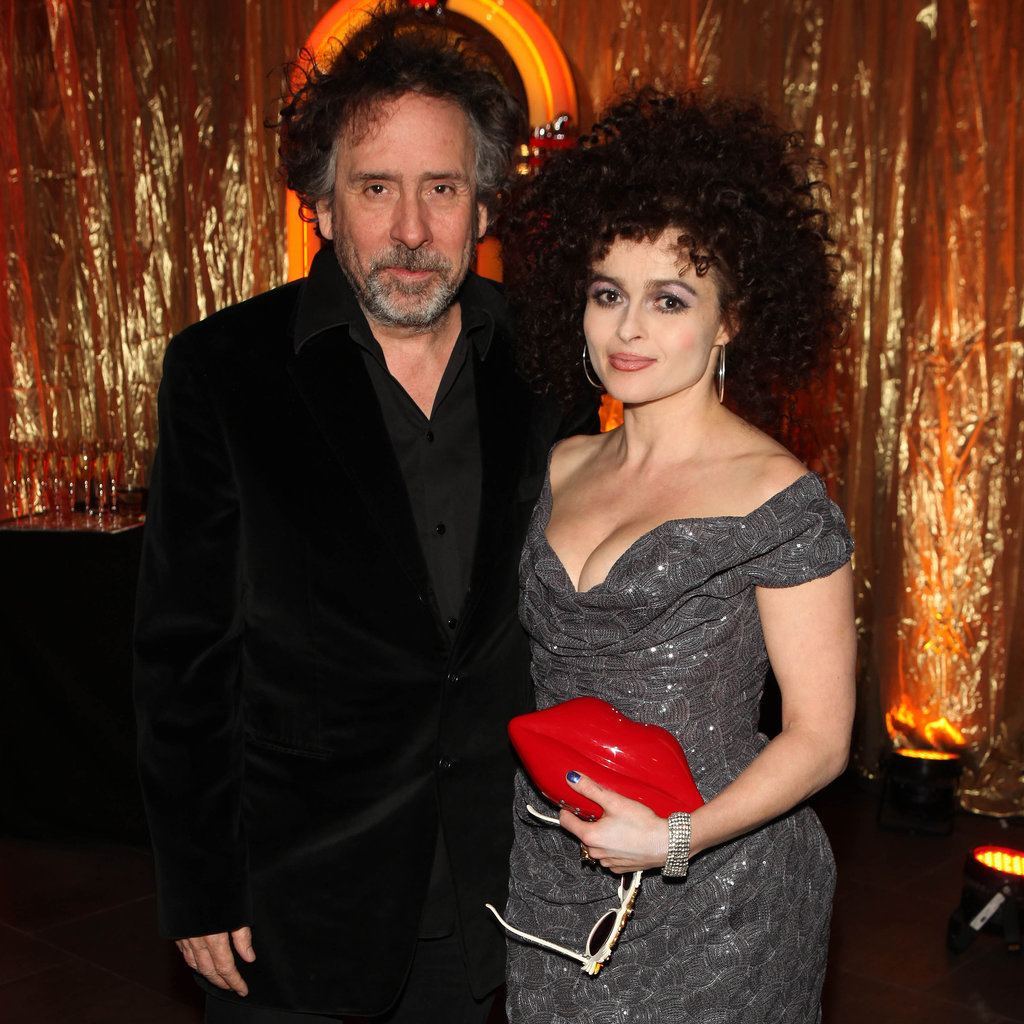 Anne Hathaway Opens Up About Her History With Rage: Tim Burton And Helena Bonham Carter Split