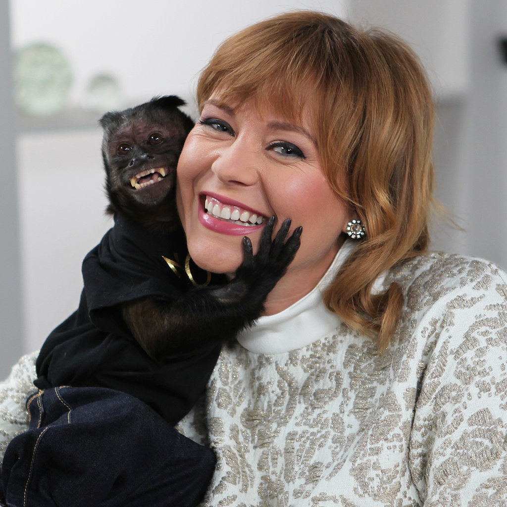 That That! Interview With Crystal the Monkey | POPSUGAR ...