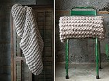 Happiness Is a Warm Blanket: 10 Woolly Throws for Winter