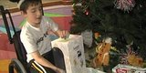 Young Cancer Survivor Brings Toys To Sick Kids Spending Christmas At The Hospital