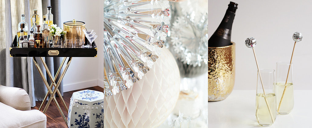 Ring In the New Year With These Party-Friendly DIYs
