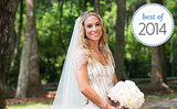 The Best Dressed Brides Of 2014!