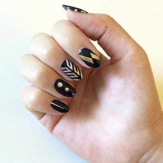 New Year's Nail Art Ideas