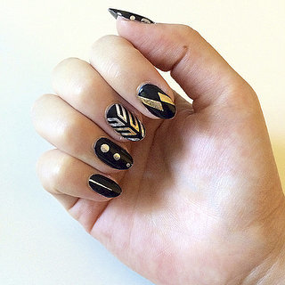 New Year's Eve Nail Art Ideas