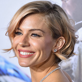 Sienna Miller's Short Hair December 2014