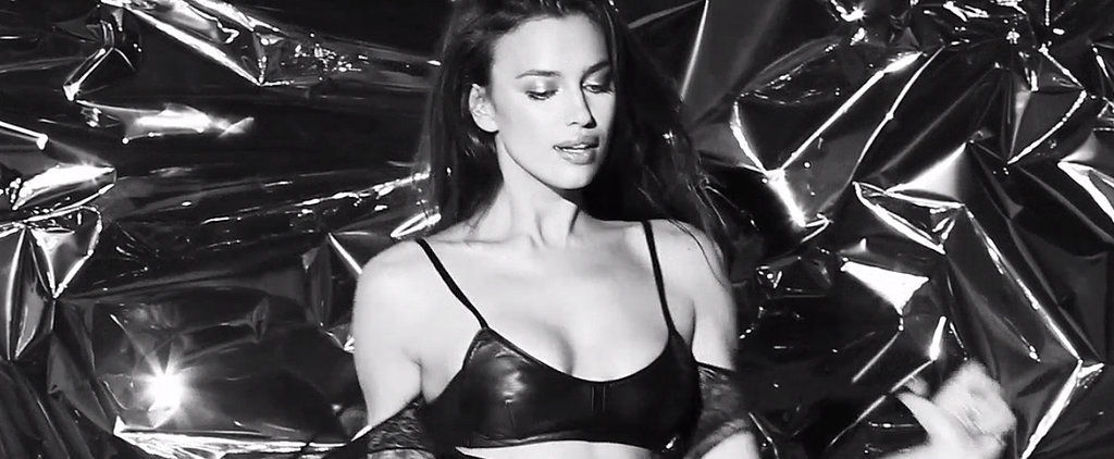 Watch Your Favorite Models Sexily Count Down to New Year's Day