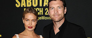 Lara Bingle Confirms She Is Married to Sam Worthington