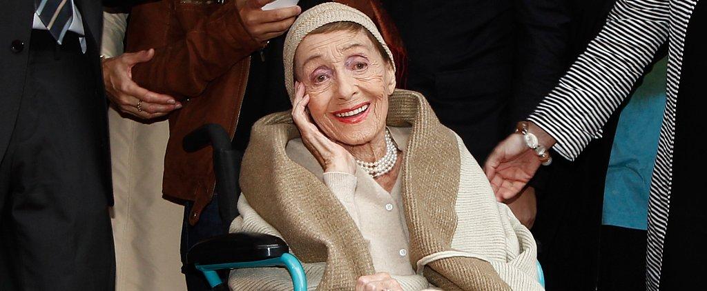 Back-to-Back Oscar Winner Luise Rainer Passes Away