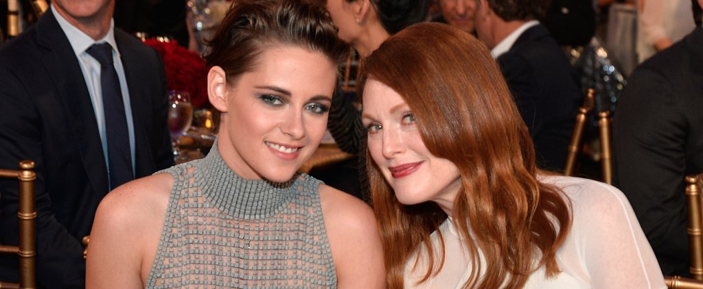 "Julianne Moore Praises Her Onscreen Daughter and ""Great Friend"" Kristen Stewart"