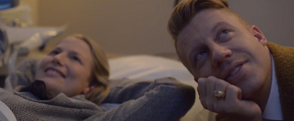 Macklemore Announces He's Going to Be a Dad in This Adorable Video!