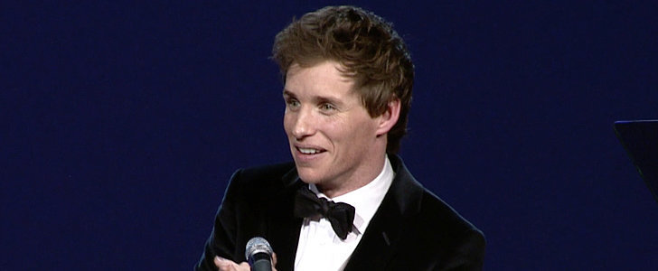 "Eddie Redmayne Admits Playing Stephen Hawking Gave Him ""Occasionally Wild Panic Attacks"""