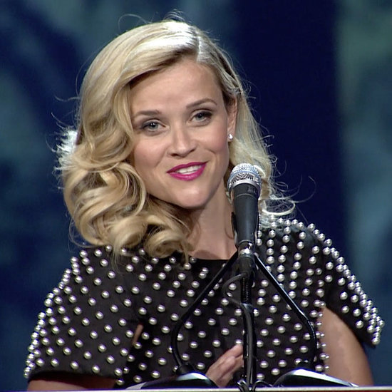 Reese Witherspoon's Speech at Palm Springs Film Fest 2015