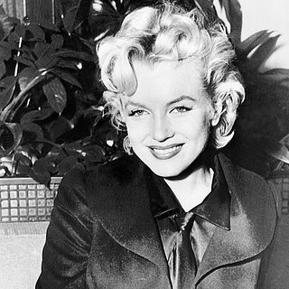 Max Factor Signs Marilyn Monroe