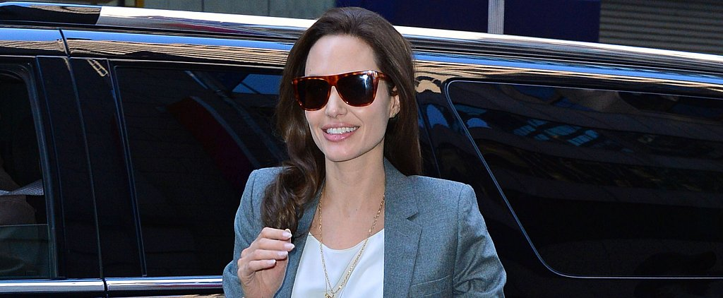 Angelina Jolie Treats Her Children to a Las Vegas Shopping Spree