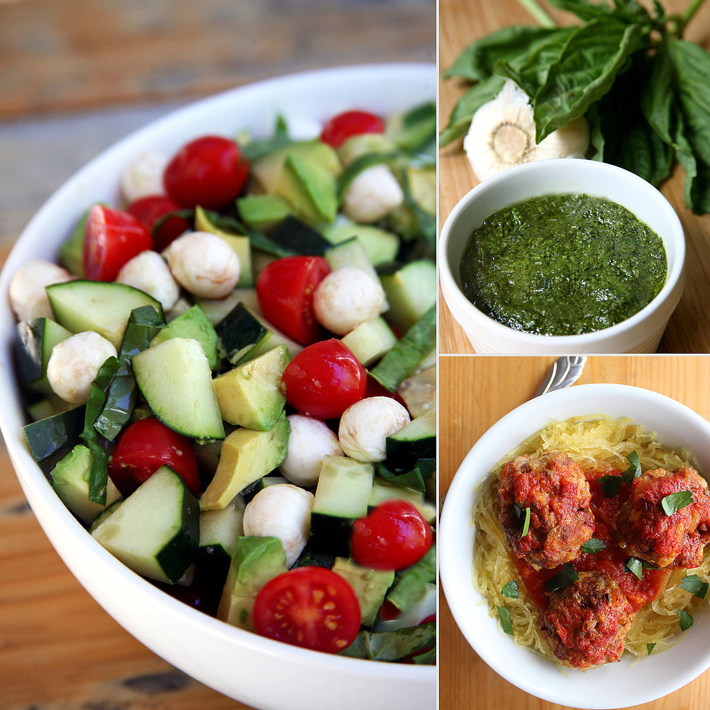 Healthy italian food recipes popsugar fitness for Cuisine healthy