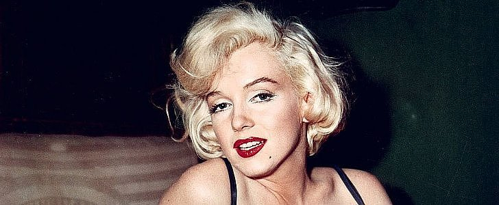 Marilyn Monroe Is Max Factor's New Glamour Ambassador