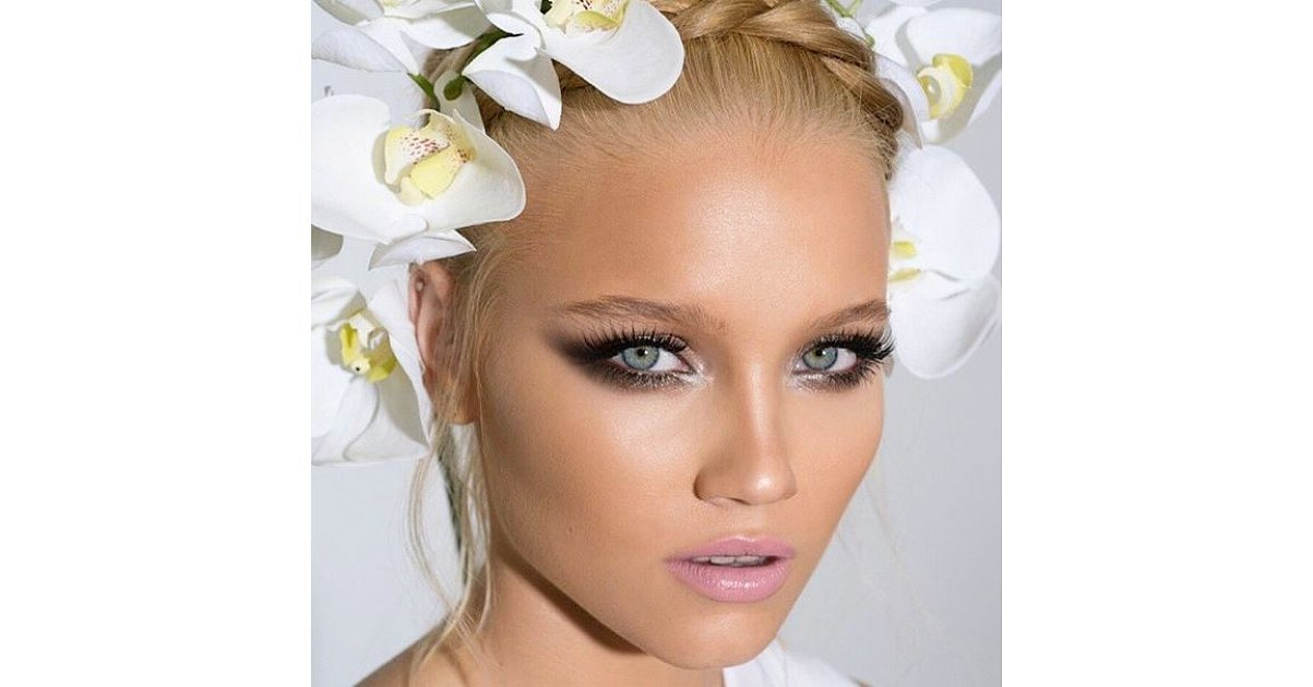 Glamorous Bridal Makeup Looks : Victorias Secret 10 Beautifully Glamorous Bridal Makeup ...