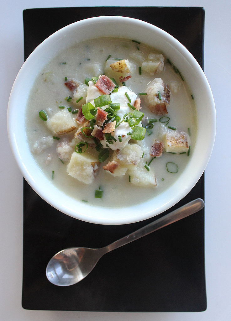 Loaded Baked Potato Soup | 50 Healthy Lunches to Pack Up For Work ...