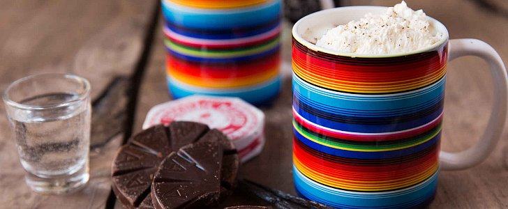 Mexican Hot Chocolate Gets an Unexpected Boozy Twist