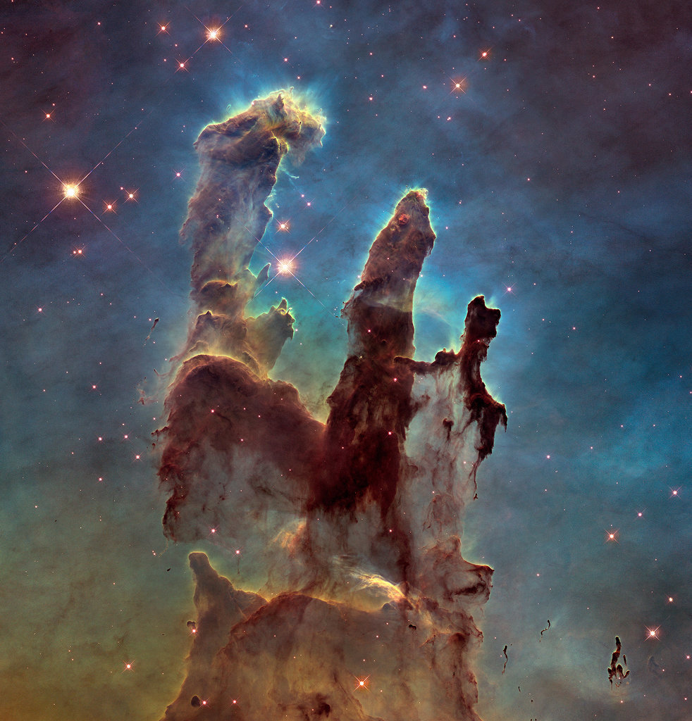 This Iconic Space Photo Is All the January Inspiration You Need