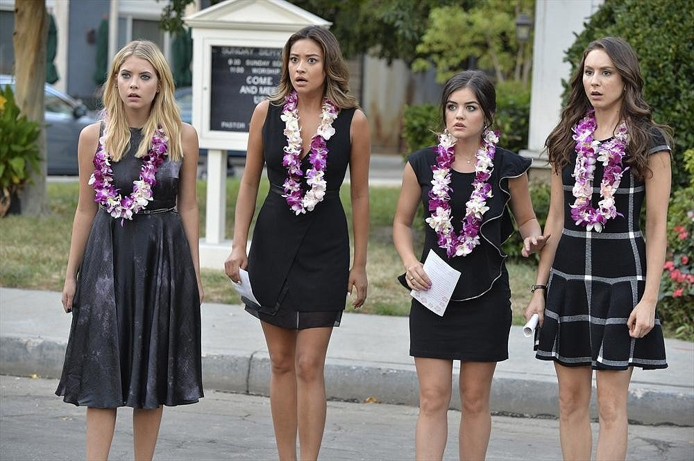 The Girls of PLL Have a Secret — But It's Not Their Amazing Style