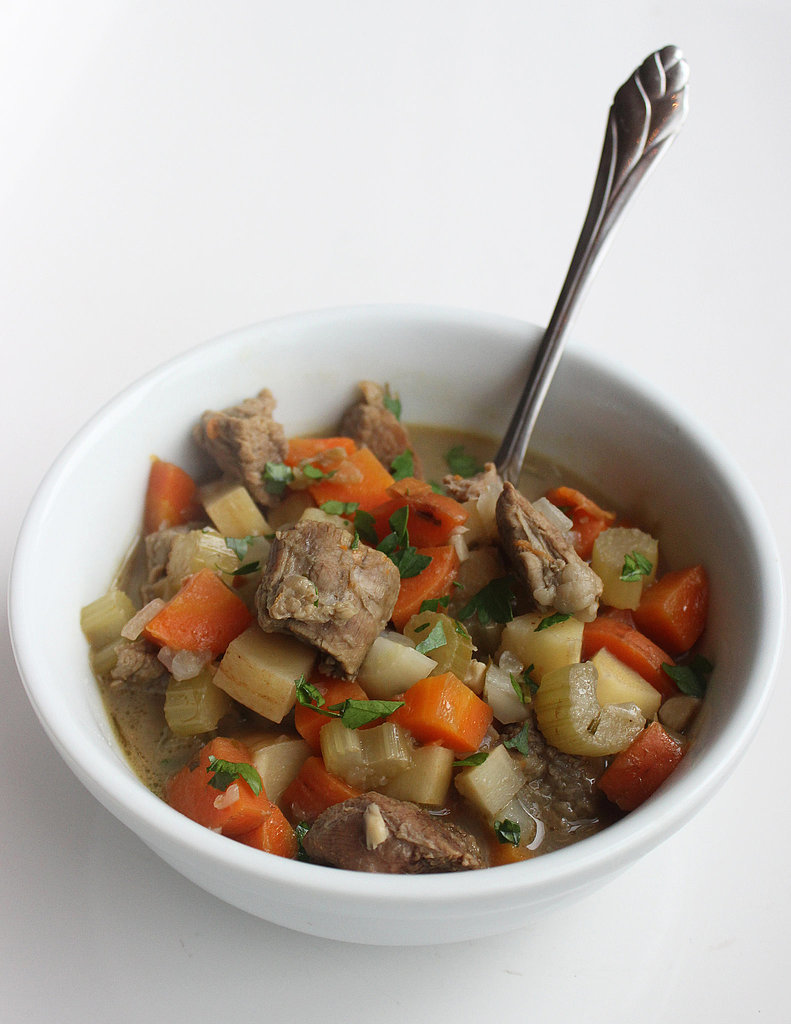 27 Beef and Vegetable Stew