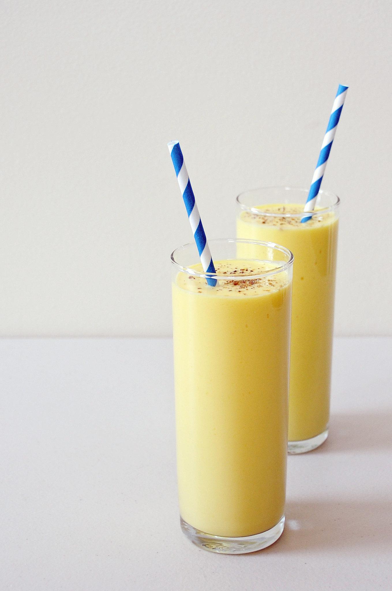 Mango-Yogurt Smoothie