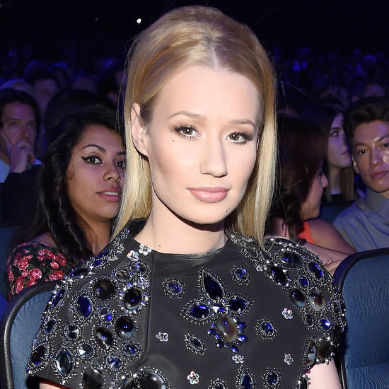 Iggy Azalea Wins Favorite Hip Hop Artist at People's Choice