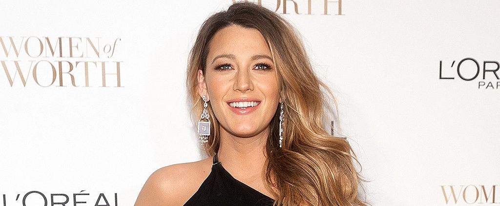 "Blake Lively Says She's ""Always Felt Like a Mama"""