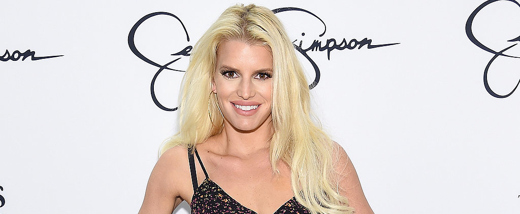 Jessica Simpson Opens Up About Being Scrutinized For Her Weight