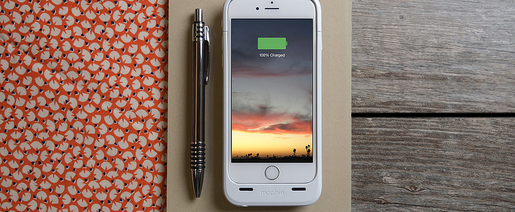 Finally, a Lightweight Case That Keeps Phones Charged