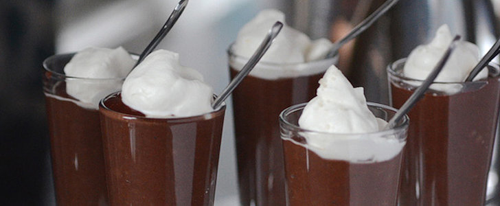What Party Guest Wouldn't Love These Chocolate Pudding Shooters?