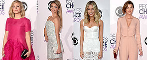 See Who's Wearing What at the People's Choice Awards