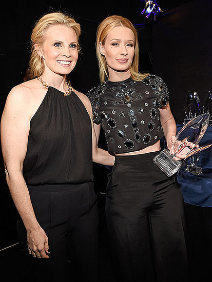 Monica Potter Calls Iggy Azalea 'Igloo Australia' at People's Choice Awards, Internet Reacts