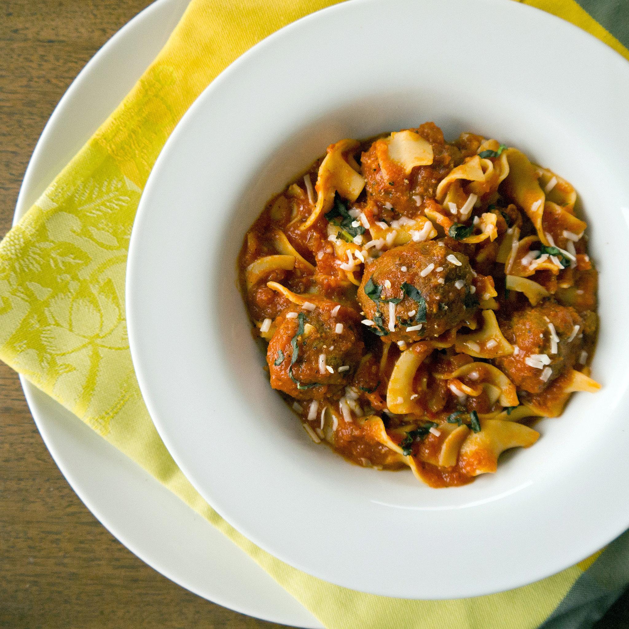 Slow Cooker Meatballs | Meet Your 5 New Favorite Comfort-Food Recipes ...