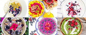 15 Pretty Pics and Tricks to Inspire Your Next Smoothie Bowl