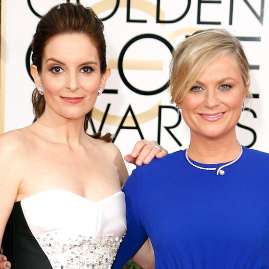 Tina Fey and Amy Poehler 2015 Golden Globes Monologue Video