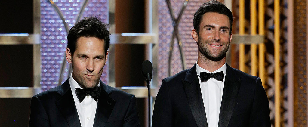Paul Rudd and Adam Levine Make One Very Cute Presenting Pair