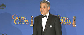 George Clooney Totally Recycled His Wedding Tux For the Golden Globes