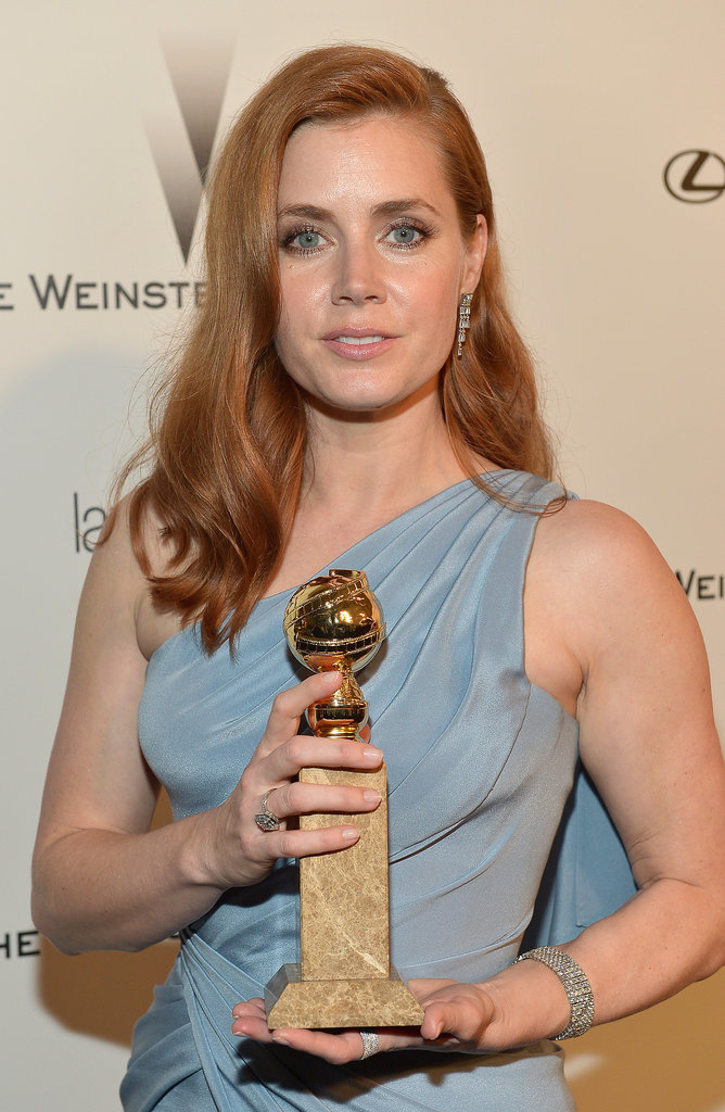 Amy Adams | Celebrities Brought Their Beauty Best to These ... Amy Adams