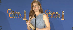 """Amy Adams's Advice to Young Girls: """"Get Off the Internet!"""""""