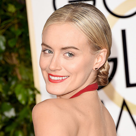 Golden Globes Red Lipstick