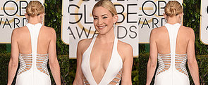 Kate Hudson is Wearing One of the Sexiest Dresses We've Seen