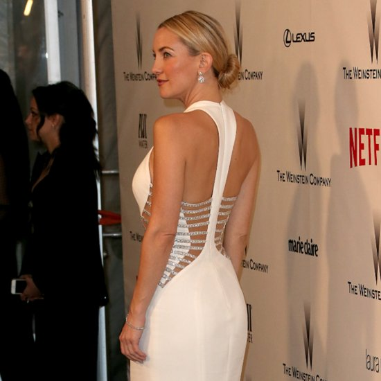 Golden Globes Dresses With Beautiful Backs 2015
